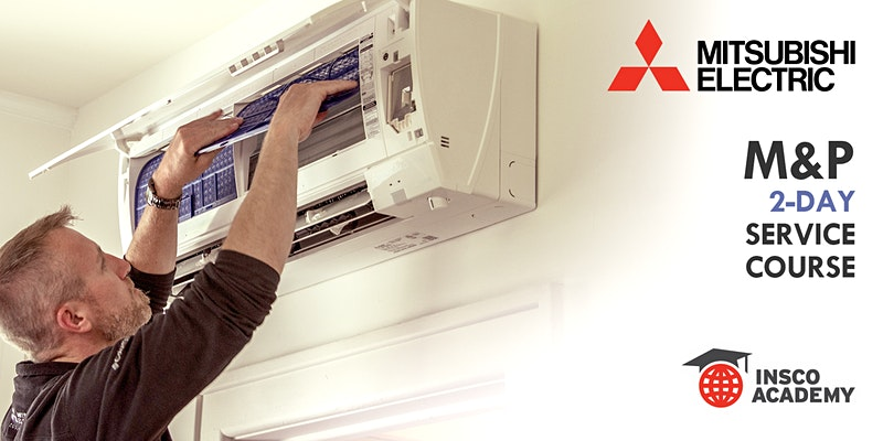 Mitsubishi Electric M & P Series 2 Day Service Course